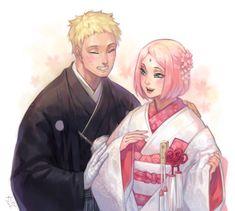 Naruto E Boruto, Naruto Sasuke Sakura, Narusaku, Naruto Art, Anime Naruto, Sakura Haruno, Naruto Couples, Fanart, Naruto Characters
