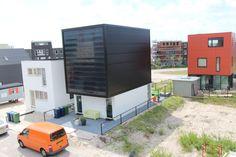 Homeruskwartier, het architectenbuurtje in Almere Poort. Fotograaf: Annemieke van Schaik. hk-10062012-80