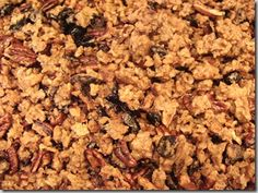 Presoaking oats results in lighter and crunchier granola with nutrients that are more easily absorbed.