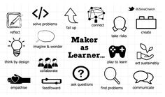 What Makers do.