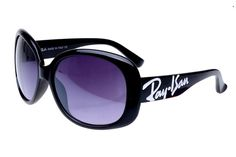 Super Discount!!! SAVE 80%--Ray Ban Jackie Ohh RB7019 Sunglasses Black/White Frame AIU