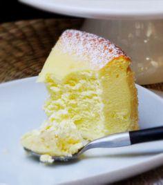 Gâteau au fromage blanc : l'ancêtre du cheesecake!