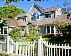 Additions and Remodel in Palo Alto CA - traditional - exterior - san francisco - EASA Architecture