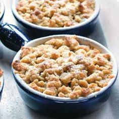 A good crumble is a classic that everyone enjoys, especially when evenings are getting crisper, and comforting, warm desserts take over from lighter options. When the season is in full-swing, the addition of feijoa enlivens any good apple crumble. Fejoa Recipes, Fruit Recipes, Baking Recipes, Dessert Recipes, Recipies, Nectarine Recipes, Hot Desserts, Winter Desserts, Watermelon Recipes