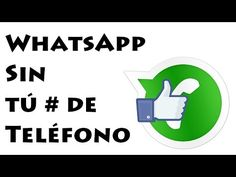 WhatsApp sin nuestro número telefónico (ALTERNATIVA) | Trucos Android