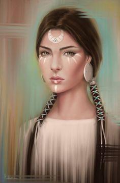 Moonae by Itahisalopez