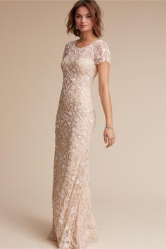 hand-beaded | Essex Gown from BHLDN