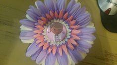 Doc mc stuffins flower clip