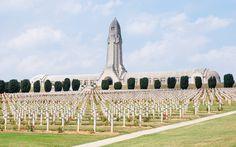 Douaumont Ossuary, Verdun, France © Kari Hiltunen, 2006