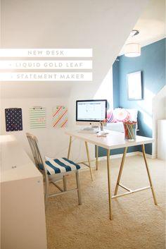 Ikea Hack Desk and other Ikea Hacks