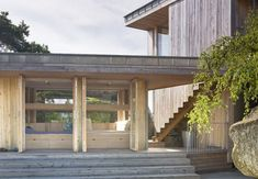Lund Hagem architects has the most beautiful cabins! To bad it isnt possible to pin on their web… Cabins In The Woods, House In The Woods, My House, Future House, Dream Home Design, House Design, Panama, Scandinavian Cabin, Modern Wooden House