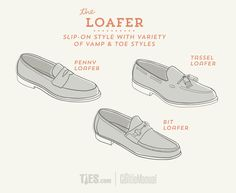 The Ultimate Guide to Dress Shoes: Loafer