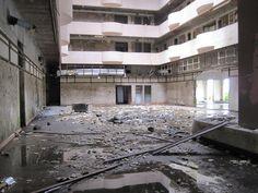 abandoned hotel sete cidades Azores