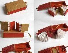 "Echa un vistazo a este proyecto @Behance:""Minibooks"" https://www.behance.net/gallery/8694199/Minibooks"