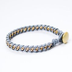 Chevron Curb Chain Bracelet Arm Candy Pack by paigefukuhara, $21.00