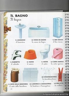 The Bathroom italiano