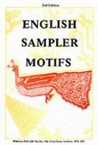 English Sampler Motifs: Penelope Carew Hunt: 9780907756118: Amazon.com: Books