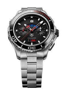 Tag Heuer Aquaracer 500m Calibre 72 Countdown Automatic Chronograph - Oracle Team USA Limited Edition