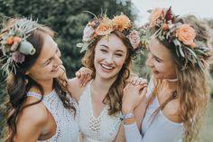Alternative Hen Do Inspiration For The Bohemian & Creative Bride - Alternative Hen Do Inspiration For The Bohemian Bride | Bo Chic Weddings & Events | Vintage Party Arrangements | Bai & Elle Photography
