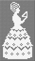 Filet crochet, crochet patterns, free, dolies, hat, crocheting, crochet charts and motifs - www.free-crochet-patterns.rucniprace.cz