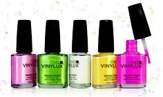 CND Vinylux Nail Polish: Lasts 7 days, no shellac/gel. Adheres directly to nail and with special top coat stays chip-free for a week. Vinylux Nail Polish, Cnd Vinylux, Cnd Nails, Cnd Shellac, Nail Polishes, Manicures, Cheap Nail Polish, New Nail Polish, Creative Nail Designs