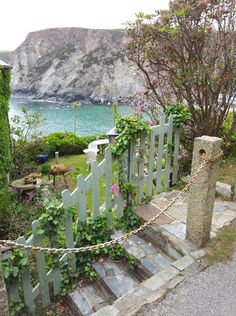 St Agnes, the view I would love.. taken at Trevaunance Cove in Cornwall, England