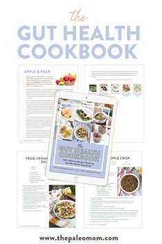 The 180+ recipes included in this e-cookbook each center on at least one of 61 featured gut health superfood ingredients, adhere to the 20 keys for gut health, and most importantly, will show you just how easy and delicious eating for your microbiome can be! #guthealth #guthealing #microbiome #leakygut #guthealthrecipes