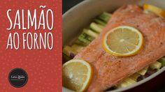 Hoje a Lú ensina uma receita simples e super rápida de Salmão no Forno! Confira e surpreenda os convidados! Apoio: Supermercados Mambo www.mambo.com.br _____...