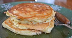Best Ever Buttermilk Pancakes | Weight Watchers Recipes