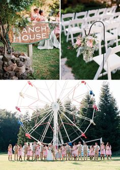 Calamigos Ranch wedding by Tanja Lippert