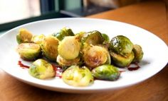 Roasted Brussels Sprouts with Cranberry Reduction   Andrea Beaman • Thyroid Expert • Holistic Health & Organic Diet Expert