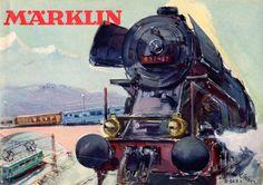 Märklin Catalogus 1954