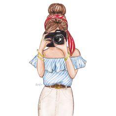 "3,975 mentions J'aime, 10 commentaires - Ksenia✏Artist  (@ksenia_onegina) sur Instagram: "" #рисунок #рисуюспб #иллюстрация #акварель #рисуюназаказ #девушка #портрет #fashionillustrator…"""