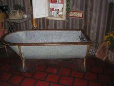vintage metal water trough - Yahoo Image Search Results