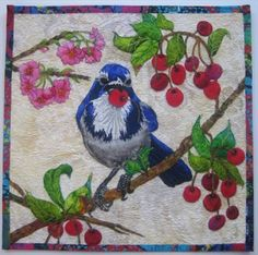 Donna's submission for our Quilting Arts 2010 Calendar Contest. Other topics you may enjoy:No Related Posts