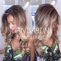 #juansartini #juansartiniarrasando #sartifiquese #fizcomjuansartini #loiro #loirodossonhos #dreamsblond #loirolindo #loiropoderoso #cabelodossonhos #cabelofabuloso #mechas3d #balayage #transparencias #antesedepois #repicado #repicadodossonhos #beforeandafter #wella #colorperfect #colortouch #balayagenude cabelo dos Sonhos de Dani Ananias By Juan Sartini