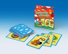 Bogyó és Babóca furfangos párosító kártyajáték- 2 játék az 1-ben   Pandatanoda.hu Játék webáruház