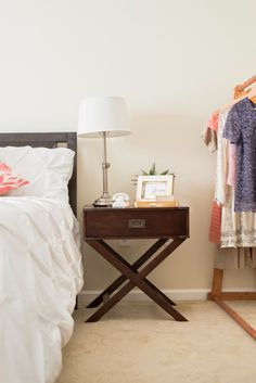 Sparkling Footsteps || A Connecticut Based Life & Style Blog #bedroom #interiors #decor #home #inspiration