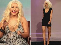 Celebrity Weight Loss Pictures : theBERRY
