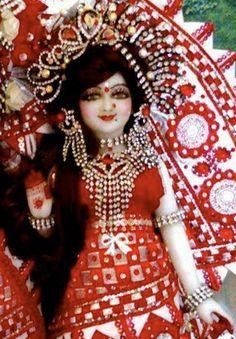My beloved Radharani