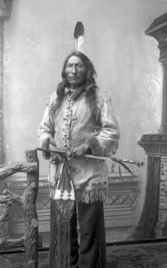 Long Feather, Dakota...wondering where my last came from.. maybe it's native.