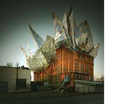 Víctor Enrich - architecture 3D illustrations