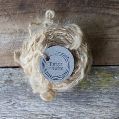 Hand spun, naturally dyed by Timber and Twine available www.timberandtwine.co