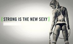 Strong is Sexy! #Fitspo #Fitspiration