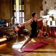 Sherlock yoga