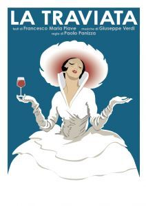 La Traviata poster More