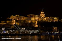 view of Buda side with the Royal Palace from Pest side of the capital