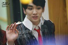 "JongKeyTae - KBS-R Cool FM ""Super Junior's Kiss The Radio"""