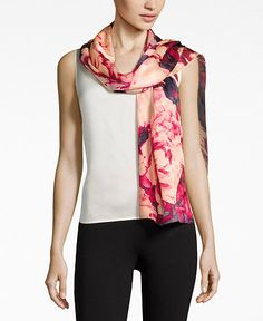 48.00$  Watch now - http://vigtg.justgood.pw/vig/item.php?t=man3knk15700 - Dream Floral Oblong Scarf