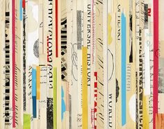 encyclopedia 2: collage by Valerie Roybal